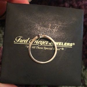 Size 7 small ring!